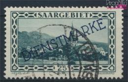 Saarland D25 Gestempelt 1929 Landschaften (9258822 - Gebraucht