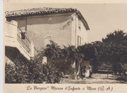 04 - ALPES DE HAUTE PROVENCE -CPM - PHOTO -  MANE - LA NORGERE - MAISON D'ENFANTS - France