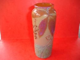 Vase  Legras - Verre & Cristal