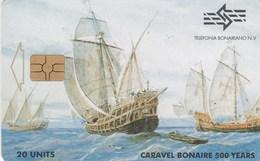 Bonaire - Caravel Bonaire 500 Years - Antilles (Netherlands)