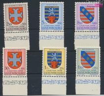 Luxemburg 595-600 (kompl.Ausg.) Postfrisch 1958 Kantonalwappen (9256819 - Ungebraucht