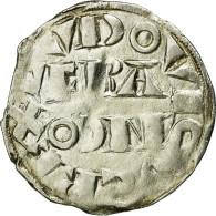 Monnaie, France, Louis VII, Denier Parisis, Paris, TTB, Argent, Duplessy:146 - 987-1789 Royal