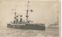 "Japanese Warship "" TAKASAGO "" C.W. Faulkner & Co - Series N° 389 E - Boot - Boat - Bateau - Ship - Schiff - Guerre"