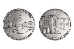 "PORTUGAL  2,5€ 2.018  2018 Cu Ni  SC/UNC  ""ESPIGUEIROS""  T-DL-12.247 - Portugal"