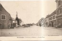 Grande Place - Giromagny