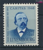 Luxemburg 437 Postfrisch 1948 Caritas (9256975 - Ungebraucht