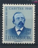 Luxemburg 437 Postfrisch 1948 Caritas (9256976 - Luxemburg