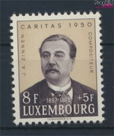 Luxemburg 477 Postfrisch 1950 Caritas (9256941 - Luxemburg