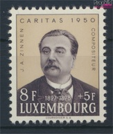 Luxemburg 477 Postfrisch 1950 Caritas (9256943 - Luxemburg