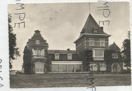 Baisy-Thy. Château Du Bois-Saint-Jean. Vue Extérieure. - Genappe
