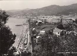 Albissola Mare - Panorama, Passaggio Del Treno - Savona