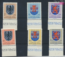 Luxemburg 561-566 (kompl.Ausg.) Postfrisch 1956 Kantonalwappen (9256876 - Luxemburg