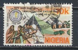 °°° LOT NIGERIA - Y&T N°521 - 1988 °°° - Nigeria (1961-...)