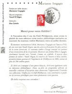Marianne L'Engagée 2018, Tirage Limité, Par Yseult Digan - France