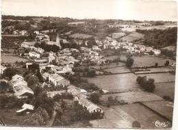 Villeneuve De Riviere Vue Generale Aerienne - Autres Communes