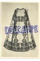 Cape D'apparat Yougoslave Vers 1950 - Mode