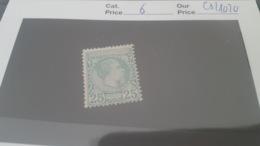 LOT427470 TIMBRE DE MONACO NEUF* N°6 VALEUR 1020 EUROS - Monaco