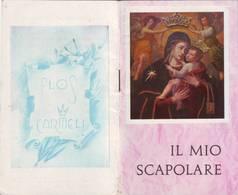 18)librettino Religioso Il Mio Scapolare - Religion