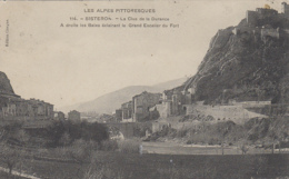 Sisteron 04 - La Clue De La Durance - Sisteron