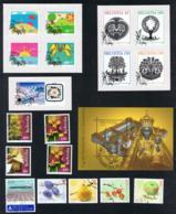 Umfangreiches Lot Aus 2003 - 2011 Mit Block Und Folienblatt Gestempelt O Siehe Scan Und Auflistung Dem Michel - Schweiz