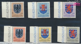 Luxemburg 561-566 (kompl.Ausg.) Postfrisch 1956 Kantonalwappen (9256882 - Luxemburg