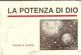 22)librettino Religioso La Potenza Di Dio - Religion