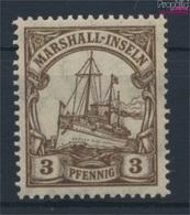 Marshall-Inseln (Dt. Kol.) 26 Postfrisch 1901 Schiff Kaiseryacht Hohenzollern (9257211 - Kolonie: Marshall-Inseln