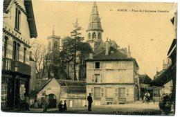21 - Semur -  Place De L' Ancienne  Comédie  N° 11 - Semur