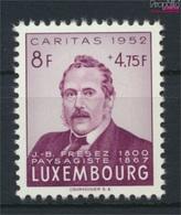 Luxemburg 504 Postfrisch 1952 Caritas (9256389 - Ungebraucht