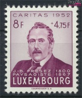 Luxemburg 504 Postfrisch 1952 Caritas (9256390 - Ungebraucht