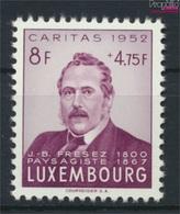 Luxemburg 504 Postfrisch 1952 Caritas (9256391 - Luxemburg