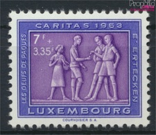 Luxemburg 522 Postfrisch 1953 Brauchtum (9256367 - Ungebraucht