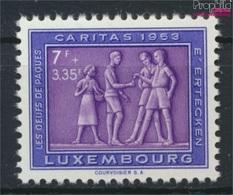 Luxemburg 522 Postfrisch 1953 Brauchtum (9256369 - Luxemburg