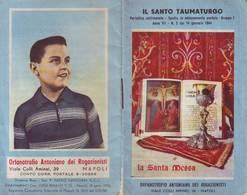 28)librettino Religioso La Santa Messa - Religion