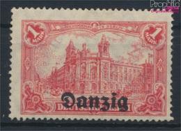 Danzig 8 Postfrisch 1920 Germania-Aufdruck (9258053 - Dantzig