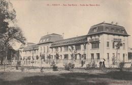 NANCY -54-Parc Sainte-Marie - Ecole Des Beaux-Arts. - Nancy