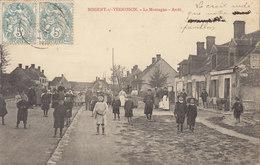 °°°  45  NOGENT SUR VERNISSON /  LA MONTAGNE  . ARRET          °°°  ///  REF NOV.18 /  BO. Sélect. 45 - France