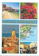 Souvenir De SAINT-TROPEZ - Souvenir De...