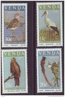 D90819 Venda South Africa 1984 Migratory Birds WATER BIRDS EAGLE MNH Set- Afrique Du Sud Afrika RSA Sudafrika - Venda