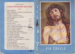 34)librettino Religioso  Via Crucis - Religion