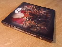 TC5 / Album Star Wars ( Rogue One , E LECLERC ) Complet Avec Ses Cartes SUPERBE - Star Wars