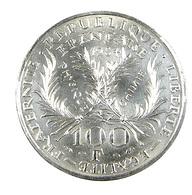100 Francs - Marie Curie  - France - 1984 - Argent - TTB+ - - N. 100 Franchi