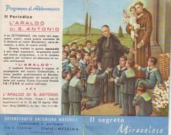 39)librettino Religioso Il Segreto Miracoloso - Religion