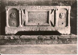L150B_1497 - Arles - 978 Les Alyscamps - Sarcophage De Chrysogone - Arles
