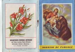 40)librettino Religioso Sorriso Di Pargoli - Religion