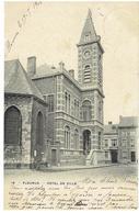 18. FLEURUS - Hôtel De Ville - Phot. Bertels - Fleurus