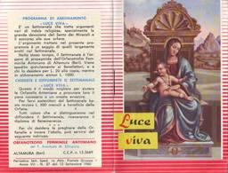 42)librettino Religioso Luce Viva - Religion