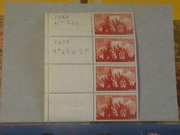 Timbres Neufs > St Front Périgueux - N°774 - Y&T 1947 - Coté 8€ - Ongebruikt