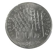 100 Francs - Panthéon - France - 1983 - Argent - TTB - - N. 100 Franchi