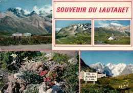 Dep 05 , Cpm Souvenir Du LAUTARET , 111 , Multivues - Francia